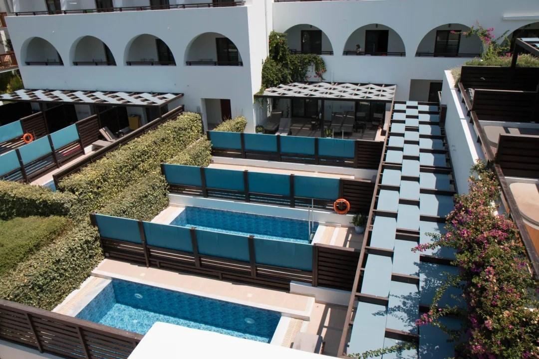 Titta på 146 bilder och läs 1 565 recensioner. Privat Pool Tui Blue Oceanis Beach Psalidi Holidaycheck Kos Griechenland