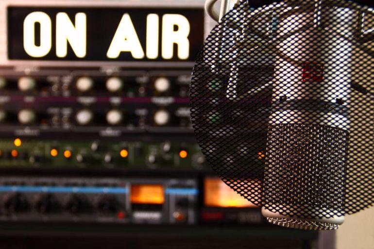 Headline for Community radio stations