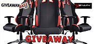 12/23/16 EWin Calling Series Ergonomic Gaming Chair Review and Giveaway