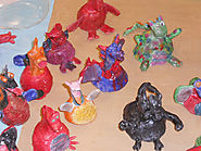 Brightest Crayon in the Box!!!: YEAH FOR CLAY!! Dragon Pinch Pots