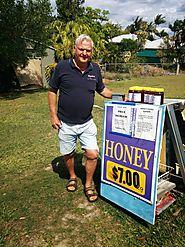 Meet Dave the Glasshouse Honeyman - Local Farm Stall