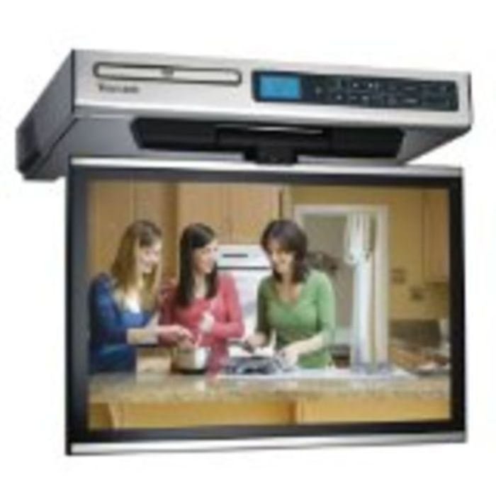 Kitchen Tv Radio Under Cabinet Best Under Cabinet Tvs For Kitchen, Tv Dvd Combo Or Tv