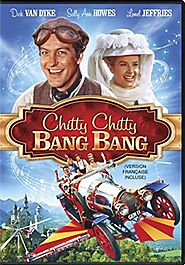 Period Dramas: Edwardian Era | Chitty Chitty Bang Bang (1968)