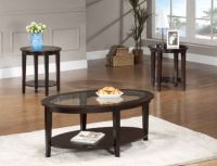 Solid Wood Coffee Table And End Table Sets | A Listly List