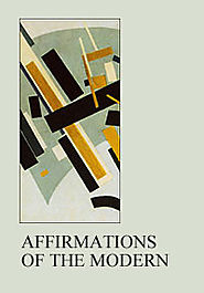 Affirmations: Of the Modern