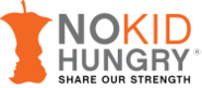 Take the No Kid Hungry pledge