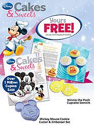 Disney Cakes & Sweets!