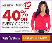 Deals & Steals | Nutrisystem 40% off $50