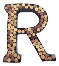 Letter Wine Cork Holders | A Listly List