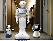 Tracking the business of robotics