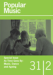 Academic Publications | Popular Music and the Aesthetics of Ageing