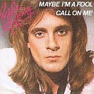 """25. """"Maybe I'm A Fool"""" - Eddie Money"""