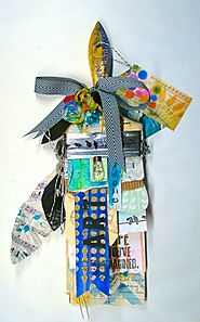 Altered Paintbrush with Jen Matott