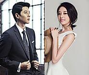 Lee Dong Gun and Jiyeon
