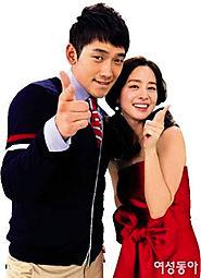 Kim Tae Hee and Rain