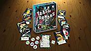 Trash Pandas - the card game.