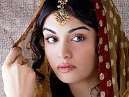 Beautiful Girls in India