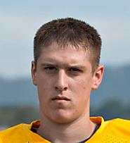 (WA) QB Wyatt Harsh (Woodland) 6-1, 180