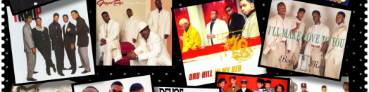 Headline for The 101 Greatest Songs by Male R&B Groups from the Last True Era of R&B (1990-2001)