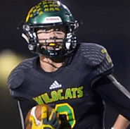 (CA) ATH Kane Rodgers (Sonora) 5'10, 165
