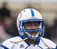 (CA) ATH Tyrone Vickers (Brookside Christian) 5-11, 160