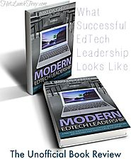 Book Review: EdTech Leadership | Hot Lunch Tray