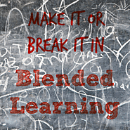 Blending your Instruction: Make it or Break it | Hot Lunch Tray