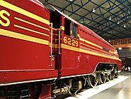 46229 DUCHESS OF HAMILTON LMS 6229 Steam Locomotive Stanier Class 8P Coronation Class 4-6-2 Pacific images photos pic...
