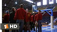 Hoosiers (10/12) Movie CLIP - Measuring the Massive Gym (1986) HD