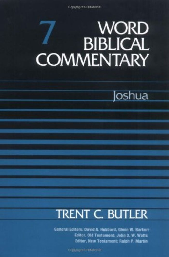 Best Bible Commentaries on Joshua  A Listly List