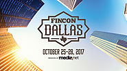 October 25-28, 2017: FinCon - Dallas, TX