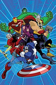The Avengers: Earth's Mightiest Heroes 2010