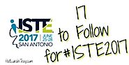 17 to Follow on Twitter for #ISTE2017 #ISTE17 | Hot Lunch Tray