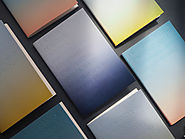 Gradient Notebooks from One Design Space