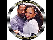 "61. ""Candlelight And You"" - Chanté Moore & Keith Washington (1991)"