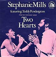 "46. ""Two Hearts"" - Stephanie Mills & Teddy Pendergrass (1981)"