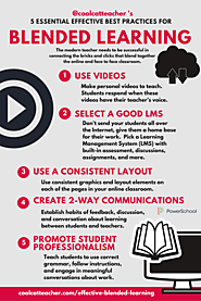 5 Effective Blended Learning Best Practices