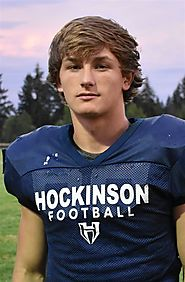 Sawyer Racanelli 6-3 200 WR Hockinson