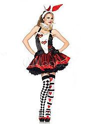 Halloween Alice in Wonderland Costume