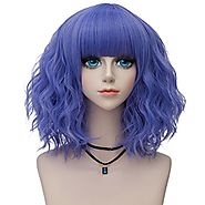 Probeauty Sweety Collection Lolita 40CM Short Curly Wig