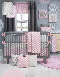Best Chevron Baby Bedding Sets - Boy or Girl | A Listly List