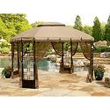 Trellis Gazebo- Garden Oasis-Outdoor Living-Gazebos, Canopies & Pergolas-Gazebos