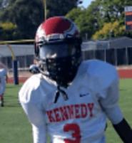 Bobby Williams (Kennedy) 6-2, 170