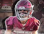 Grayson Noel (Mission Hills) 6-0, 185