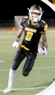 Jordan Wilkins (El Camino) 6-0, 185