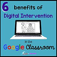 Digital Intervention in the Google Classroom - Surfing to Success