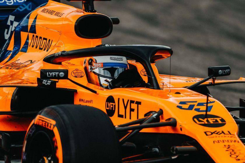 GP Barcellona McLaren