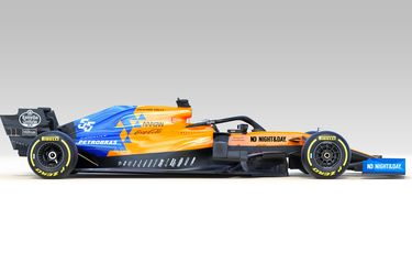 mclaren racing official website