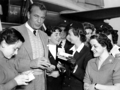 Film: Gary Cooper starb mit 60 – vor 60 Jahren