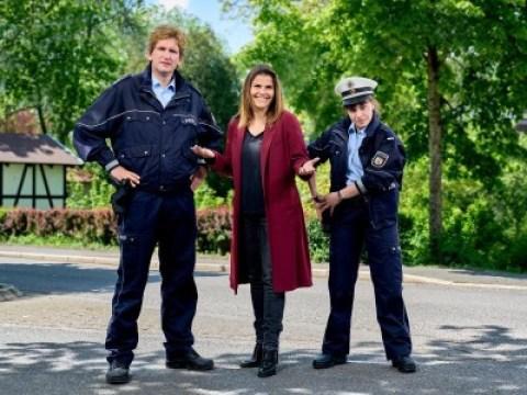 """Fernsehen: Dreh zur """"Mord mit Aussicht""""-Neuauflage läuft"""